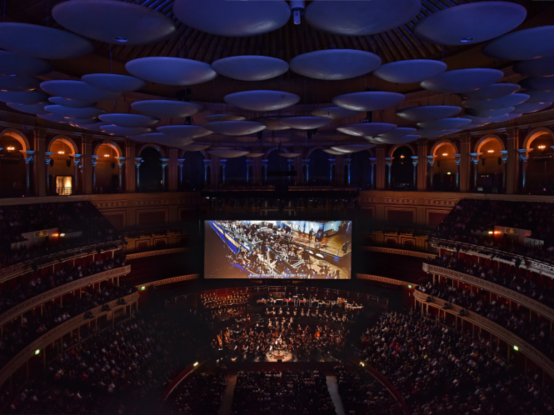 The Royal Albert Hall event